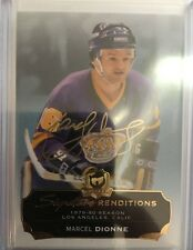 2014-15 UD The Cup Signature Renditions Marcel Dionne