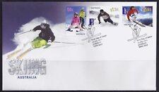 2011 Australia - Skiing Australia Fdc