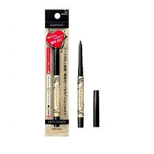 [SHISEIDO INTEGRATE] Waterproof BK999 BLACK Smooth Snipe Gel Pencil Eyeliner NEW