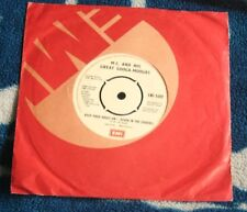 """M.C. AND HIS GREAT GOOGA-MOOGAS KEEP YOUR SHOES ON UK 7"""" EMI 5302"""