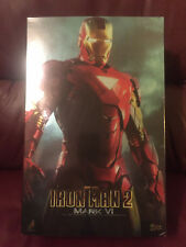 Hot Toys - Iron Man Mark VI - Mark 6 - 1/6 Scale Figure