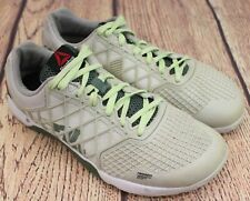 Women's Reebook Crossfit Shoes Light Weight Beige Size 9.5 Athletic Shoes