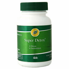 4Life - Super Detox - lever ondersteuning & ontgifting