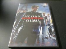 """DVD """"MISSION IMPOSSIBLE 6 : FALLOUT"""" Tom CRUISE, Henry CAVILL, Simon PEGG"""