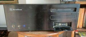 Desktop PC/Media Centre 4GB RAM, Silverstone case