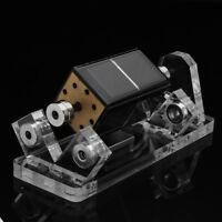 Solar Magnetic Levitation Mendocino Motor Steam Engine Education STARK-5v Model