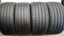 4x Summer Tyres Michelin Pilot Super Sport 225/40/18 245/35/18 R18 88Y 92Y * BMW
