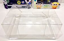 1 Box Protector For Various FUNKO POP! 2 PACKS.   PLEASE READ DESCRIPTION! Cases