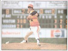 Original 8.5x11 Calendar Photo - Nolan Ryan Houston Astros HOF Pitcher