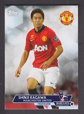 Topps Premier Gold 2013 - Base # 90 Shinji Kagawa - Manchester United