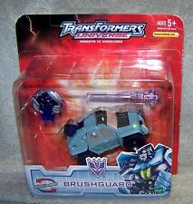 TRANSFORMERS UNIVERSE ROBOTS IN DISGUISE 2007 BRUSHGUARD SET