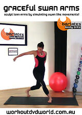 Barre Style Toning EXERCISE DVD - Barlates Body Blitz - GRACEFUL LEAN ARMS!