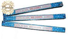 Encens NAG CHAMPA Lot de 3 Boites de 10 Grammes !  (Satya Indian Incense)