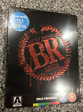 Battle Royale Blu-ray Steelbook | Play.com UK exclusive | NEW Sealed OOP Rare