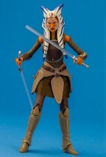 STAR WARS BLACK SERIES: 6 Inch - AHSOKA TANO - LOOSE - MINT