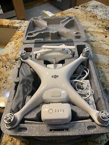 DJI Phantom 4 Drone Kit And Extra Battery