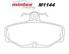 Mintex M1144 per FORD GRANADA 2.0 MK 3 INIEZIONE 85 > 89 Posteriore Race pastiglie dei freni MDB1
