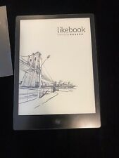"Likebook Alita E-Reader 10.3"" Eink Mobious Flexible, HD, Hand Writing, Andriod"