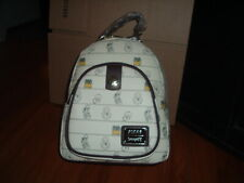 LOUNGEFLY DISNEY PIXAR WALL-E ROBOTS MINI BACKPACK~ WITH TAGS~ NEW~