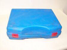 Vecchio Cassetta degli attrezzi vuoto Plastica
