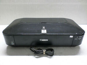 For parts Canon iX6820 PIXMA Wireless Network Inkjet USB Business Printer K10390