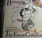 Leonard Bernstein   The Encore Collection Iii Cd New Not Sealed Non Sigillato