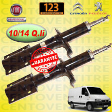 AMMORTIZZATORI ANTERIORI FIAT DUCATO BOXER JUMPER DAL '02 AL '06 10-14 Q.li