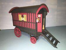 "Dolls house Gypsy Caravan 1/4"" Scale 1/48th  Kit"