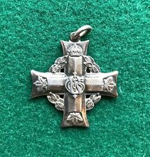 Wwi Canadian Memorial Cross Medal 31st Canadian Infantry Kia Nov 6, 1917 Ypres