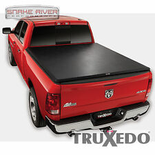 TRUXEDO TRUXPORT ROLL UP TONNEAU COVER FOR 09-15 DODGE RAM CREW CAB 5.7 FT BED