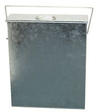 Ash carrier Roomheater hot ashes fire bin metal