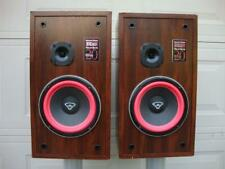 Nice Cerwin Vega RE-20,   2-way Bookshelf / Main Speakers - Pro Reconditioned!
