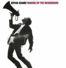 Bryan Adams - Waking Up The Neighbours (NEW CD)