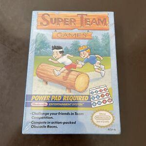 1988 Super Team Games Nintendo NES Video Game New Still Sealed RARE