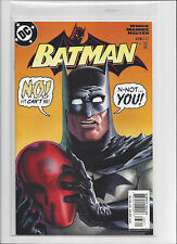 Batman #638 (May 2005, DC Comics) RED HOOD NM