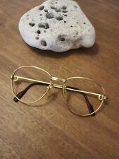 CARTIER SAPPHIRE mount GLASSES sunglasses / Tank Santos Vendome Bubinga Love