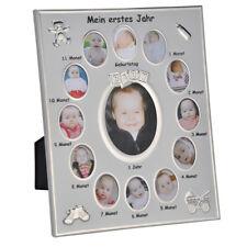 Bilderrahmen Mein erstes Jahr Baby Fotos Bilder Alurahmen 25x30cm Bildergalerie