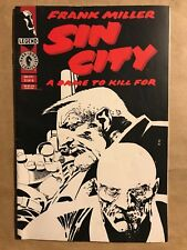 SIN CITY - A DAME TO KILL FOR - # 3 of 6 - VO