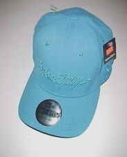 dcf3007c311 Troy Lee Designs Embroidered Adult Unisex Blue Cap Hat Large   Extra Large  New