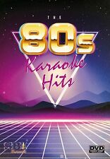 FAVOURITE 80'S HITS - SBI KARAOKE DVD - 100 HIT SONGS