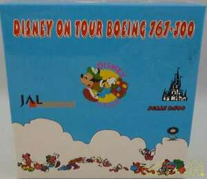 Brand Disney On Tour Boeing 767-300 Ja8399 1/500