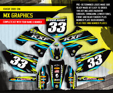 2009 2010 2011 KXF 450 GRAPHICS KIT KAWASAKI KX450F KX F 450F MX  DECAL