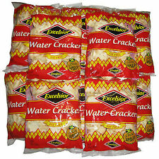 Excelsior Water Crackers 5.04 oz (pack of 10)