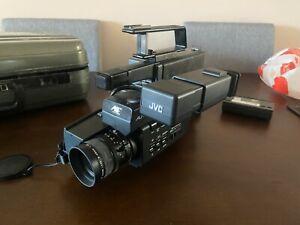 JVC GR-C2E VHS-C Camcorder