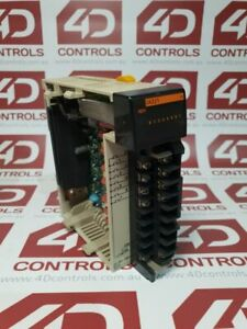Omron CQM1-IA221 Input Module 200-240VAC 6mA 8 Points 50/60HZ - Used