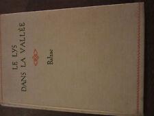 Balzac: Le Lys dans la Vallée/ Nelson