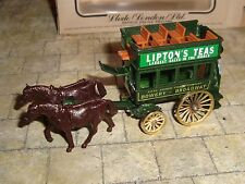LLEDO -DAYS GONE- HORSE DRAWN OMNIBUS - FIFTH AVE COACH COMPANY BOWERY BROADWAY