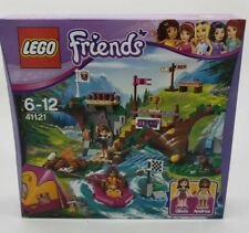 LEGO Friends Adventure Camp Rafting  41121 New Sealed in Box 320 Pcs Age 6-12