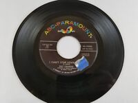 Vintage Collectible 1962 Ray Charles 45RPM Record-Cant Stop Loving You,Born Lose