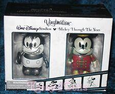 Disney Vinylmation Mickey Through the Years NEW!